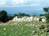 Τα αρχαία τείχη στη τοποθεσία παλιόβρυση
