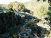 Τμήμα του τείχους της αρχαίας ακρόπολης της Μπελιχρηνιάσσας