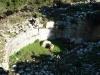 Αρχαία κυκλική δεξαμενή στη Μπελιχρηνιάσσα