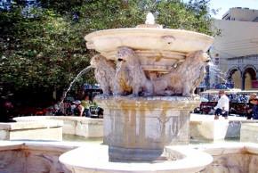Πλατεία Λιονταριών