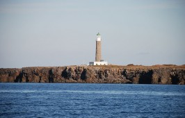 Lighthouse-on-Psathoura-Island