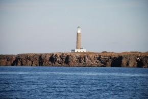 Lighthouse-on-Psathoura-Island