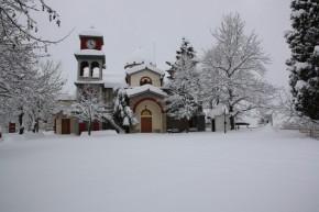 Ο ιερός ναός Πέτρου & Παύλου