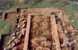 Αρχαϊκός ναός του Απόλλωνα