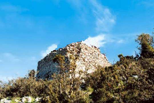 Κάστρο της Ωριάς