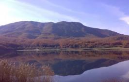 Η Λίμνη της Ζαραβίνας