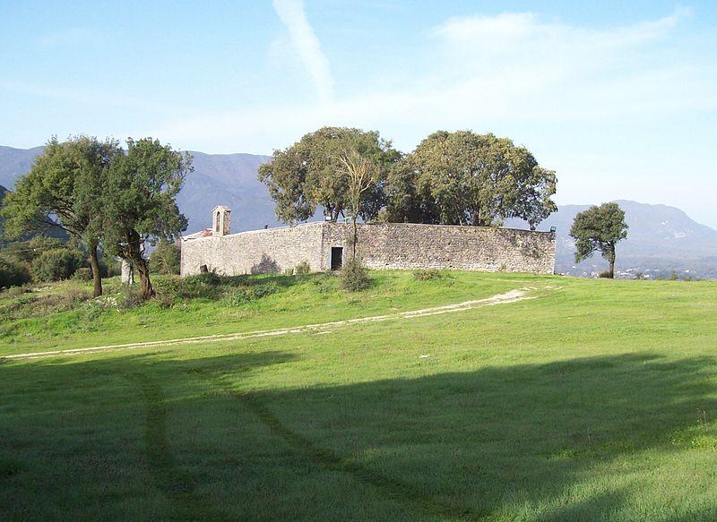 Μονή Αγίου Αθανασίου Χρυσορράχης (Ζαγοριάνης)