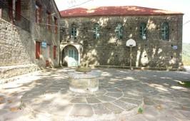 Η ιερά Μονή της Παναγίας Μουχουστιώτισσας