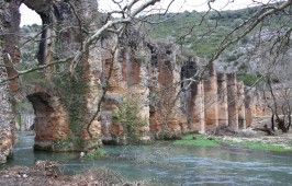 To ρωμαικό υδραγωγείο της Αρχαίας Νικόπολης