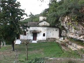 Μονή Χρυσοσπηλιώτισσας στα Γουργιανά