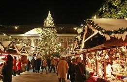 Η Λιμνούπολη των Χριστουγέννων στο Πάρκο Λιθαρίτσια