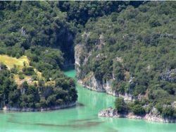 Ν. αιτωλοακαρνανίας αξιοθέατα: η λίμνη