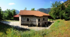 Μοναστήρι Σπινάσας