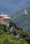 Το εκκλησάκι του Αγίου Μηνά στο Κοκκινολιθάρι Φιλιατών