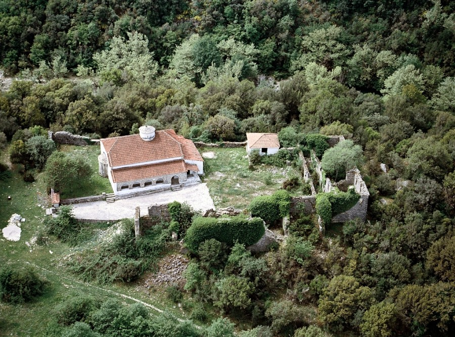 Το Μοναστήρι της Αγίας Μαρίνας