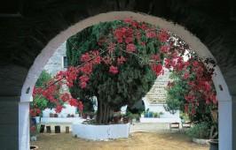 Ιερά Μονή Ευαγγελιστρίας Τρικερίου