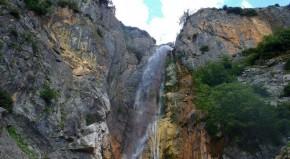 Canyoning στο Καταρράκτη