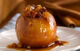 Μήλο στο Φούρνο