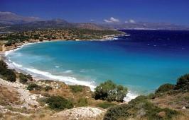 Παραλία Ίστρου