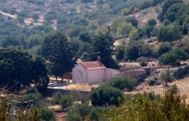 Άγιος Αντώνιος - Σύρμεσο