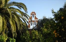 Καμπαναριό Ιεράς Μονής Αγίου Δημητρίου-Άγιοι Δούλοι-Κέρκυρα-Steeple of St. Demetrios Corfu
