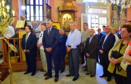 εορτασμός Αγ. Πνεύματος Ρωμανού 2015