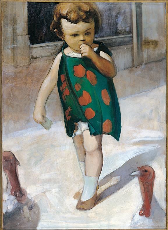 Το κορίτσι με τις γαλοπούλες  1925_30
