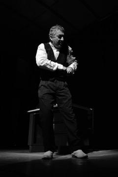 5.2.2016 Θέατρο της Σητείας - Η τελευταία μαγνητοταινία του Κραπ - photo