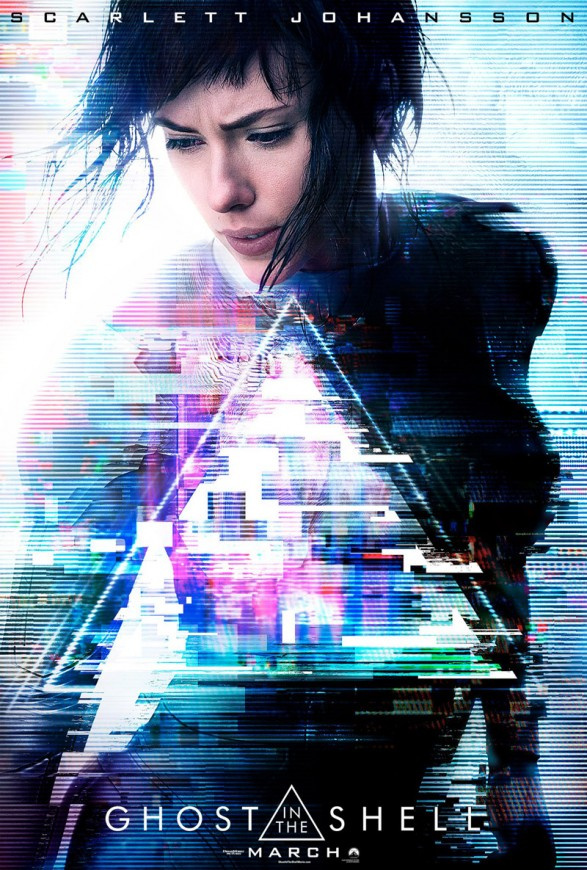 20.4 - 26.4.2017 Ghost in the Shell