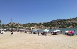 Παραλία λουμπάρδας Αττικής 2